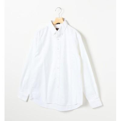 【シップス/SHIPS】 SHIPS any×CLEVE: 別注 オーセンティック ボタンダウンシャツ