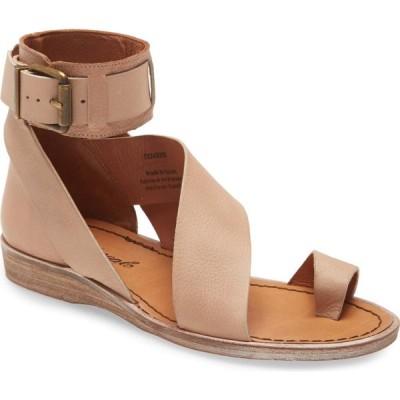 フリーピープル FREE PEOPLE レディース サンダル・ミュール シューズ・靴 Vale Sandal Taupe Leather