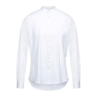 YOON シャツ ホワイト 39 コットン 97% / ポリウレタン 3% シャツ