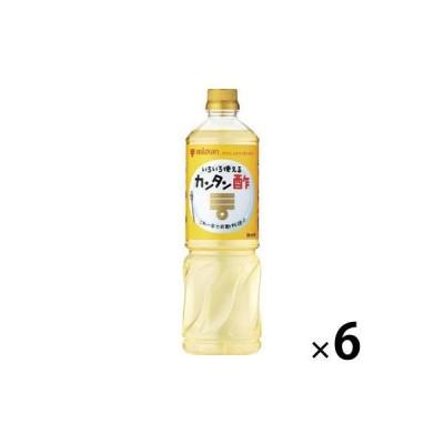 ミツカン カンタン酢 1L 6本