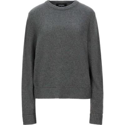 ディースクエアード DSQUARED2 レディース ニット・セーター トップス Sweater Steel grey