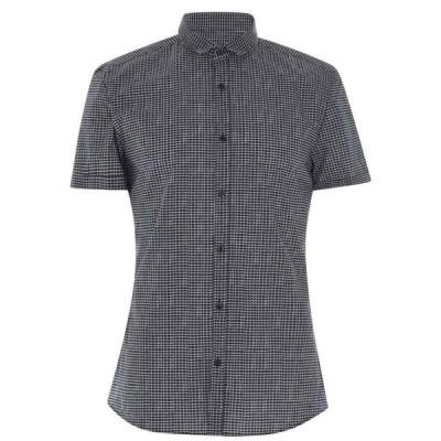 ヒューゴ ボス Hugo メンズ シャツ トップス Empson Shirt Dk Blue