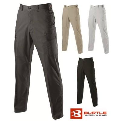 BURTLE バートル 1106 73〜88cm パワーカーゴパンツ 【春夏】 作業服 作業着 ユニフォーム かっこいい おしゃれ 安い ズボン