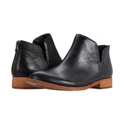 Kork-Ease コークイーズ レディース 女性用 シューズ 靴 ブーツ アンクル ショートブーツ Renny - Black Full Grain