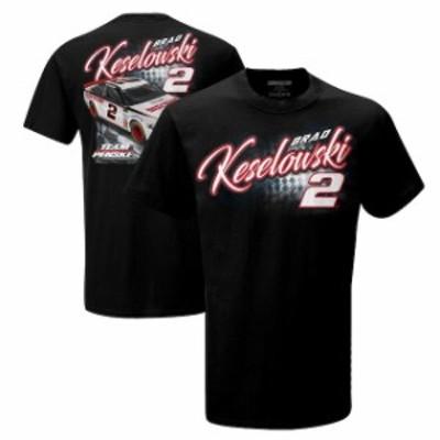 Kudzu クズ スポーツ用品  Brad Keselowski Black Guts & Glory T-Shirt