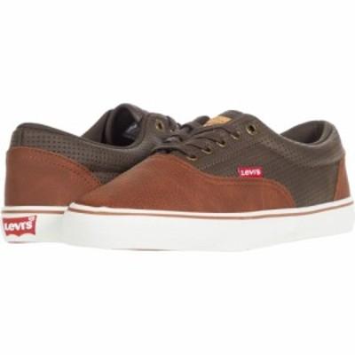 リーバイス Levis Shoes メンズ スニーカー シューズ・靴 Kali Two-Tone Wax Tan/Brown