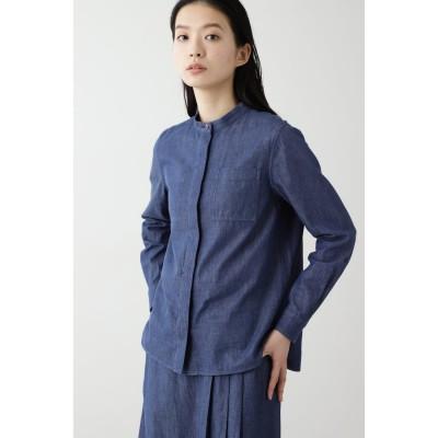 ◆≪Japan Couture≫反応染めデニムブラウス インディゴ