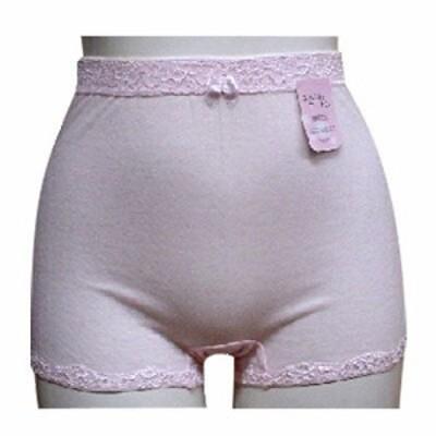 ショーツ ふわふわコットンショーツ 1分丈 高級エジプト綿 敏感肌 ベビーガーゼ 袋天竺 綿100%