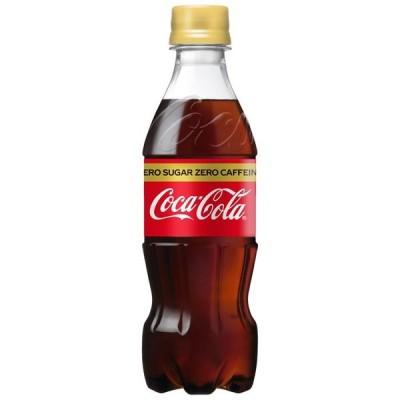 Coca-Cola コカ・コーラ ゼロカフェイン 350mlPET×24本