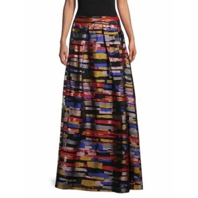 エスカーダ レディース スカート Reeda Multicolored Maxi Skirt