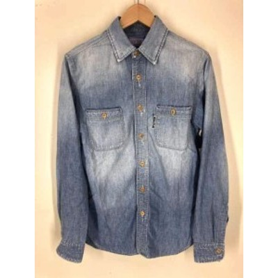 ブルーブルー BLUE BLUE シャツ サイズJPN:1 メンズ 【中古】【ブランド古着バズストア】