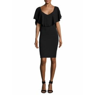 ドレスザポピュレーション レディース ワンピース Delilah Solid Dress