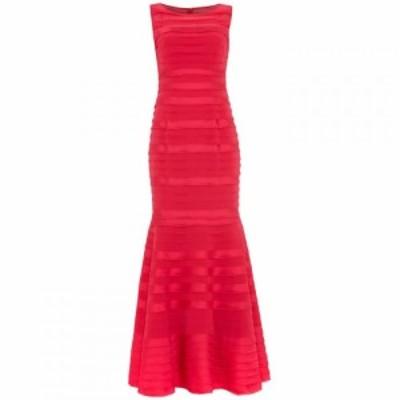 フェイズ エイト Phase Eight レディース ワンピース ワンピース・ドレス Shannon Layered Dress Dark Pink