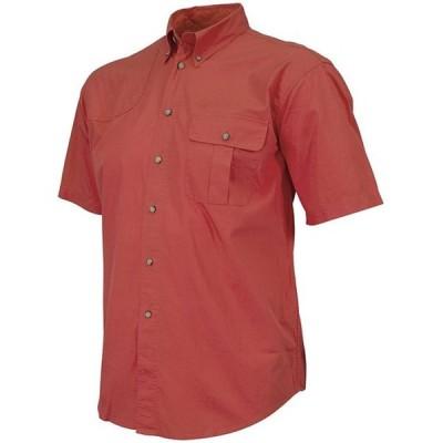 ベレッタ メンズ シャツ トップス TM Short-Sleeve Woven Shooting Shirt
