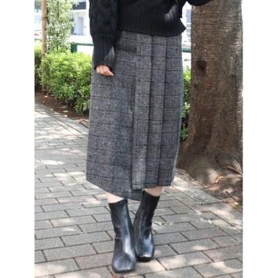 MURUA / フロントボタンアシンメトリースカート WOMEN スカート > スカート