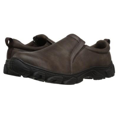 ローパー スニーカー シューズ メンズ Cotter Brown Faux Leather