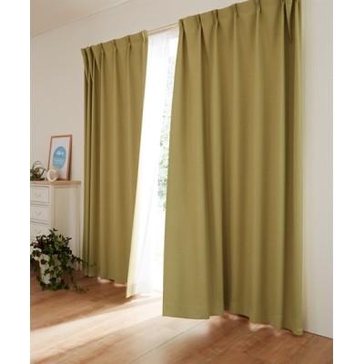 【送料無料!】デニム調。遮熱。遮光カジュアルカーテン ドレープカーテン(遮光あり・なし) Curtains, blackout curtains, thermal curtains, Drape(ニッセン、nissen)