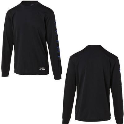 asics(アシックス) 2063A211 001 バスケットボール Tシャツ 6 LS TOP 21AW