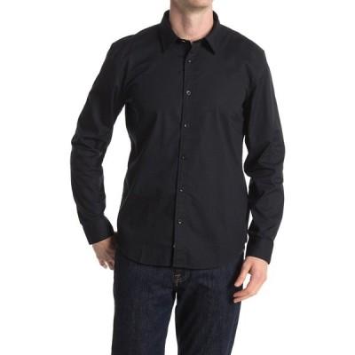 7フォーオールマンカインド メンズ シャツ トップス Roadster Long Sleeve Shirt BLACK