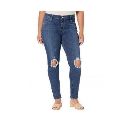 Levi's(R) Plus リーバイス レディース 女性用 ファッション ジーンズ デニム 711 Skinny - Maui Breeze