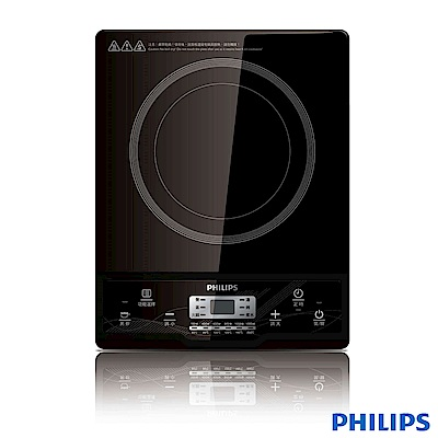 【PHILIPS 飛利浦】智慧變頻電磁爐 (HD4924)