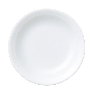 (業務用・丸皿)白翔 リム5.0皿 (入数:5)