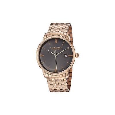 ストゥーリングオリジナル腕時計Stuhrling Original Prestige メンズ 307B.334469 ドレス ステンレス スチール Date 腕時計