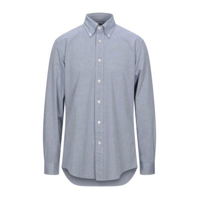 ブルックス ブラザーズ BROOKS BROTHERS シャツ グレー XS コットン 100% シャツ