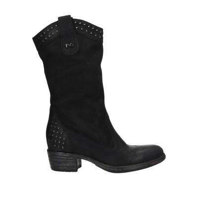 NERO GIARDINI ブーツ ブラック 35 革 ブーツ