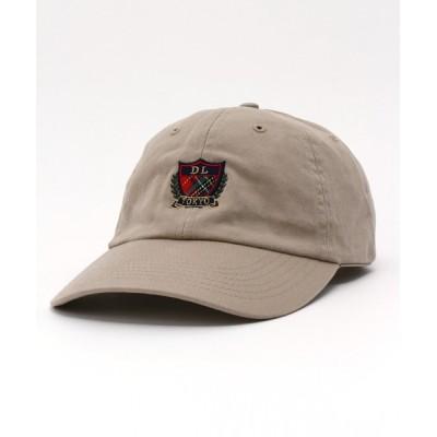 atmos pink / DL Headwear / Shield Low-Profile Cap_dli MEN 帽子 > キャップ