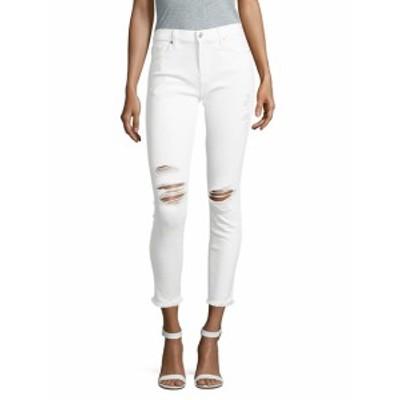 7 フォー オールマンカインド レディース パンツ デニム Distressed Ankle Jeans