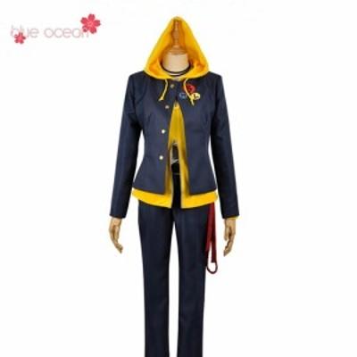 ヒプノシスマイク-DRB 山田三郎 オーダーサイズ 風 コスプレ衣装  cosplay ハロウィン  仮装