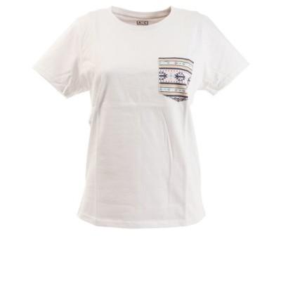 Tシャツ レディース 半袖 プリントネイティブ 872PA0BGI3165WHT