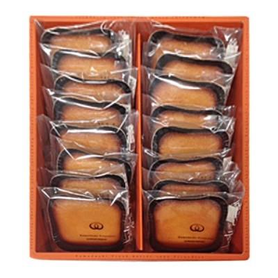 送料無料 モーツアルト 窯出しバターケーキ フリアンディーズ 16個入り バッケンモーツアルト バターケーキ