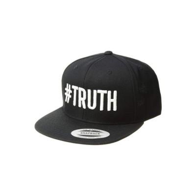 ザッポス シアター Zappos Theater Gwen Stefani レディース キャップ スナップバック 帽子 Truth Snapback Hat Black/White