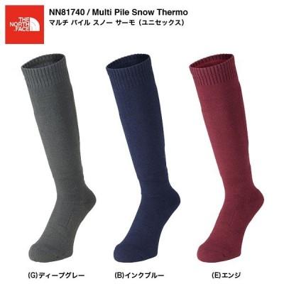 THE NORTH FACE NN81740 Multi Pile Snow Thermo  / ノースフェイス マルチ パイル スノー サーモ(ユニセックス)