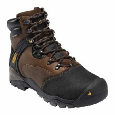 キーン ブーツ Louisville 6 Waterproof MET Steel Toe Work Boot