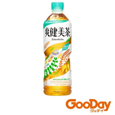 コカ・コーラ Coca Cola 爽健美茶 600ml(店舗受取のみ)