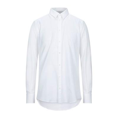 RAF MOORE シャツ ホワイト 39 コットン 100% シャツ