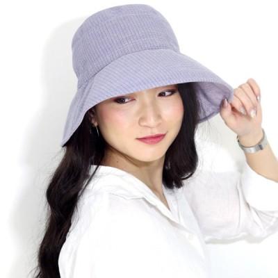 セーラーハット レディース 春夏 UVカット 帽子 エリートシャポー セーラー ハット カルキュロ 婦人 UVプロテクト サイズ調節可 ELITE CHAPEAU パープル