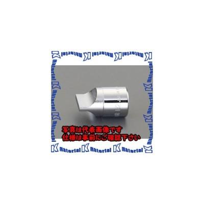 """【代引不可】【個人宅配送不可】ESCO(エスコ) 1/2""""sqx3.8mm ドライバーソケット EA618KR-2 [ESC038882]"""