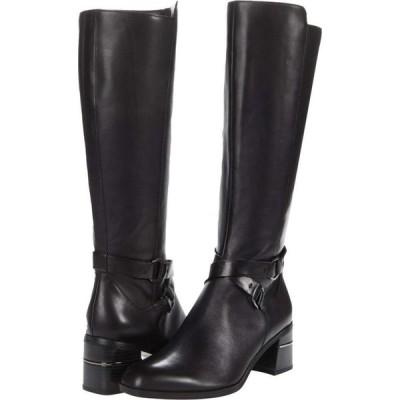 ナチュラライザー Naturalizer レディース シューズ・靴 Shore Regular Shaft Black Leather