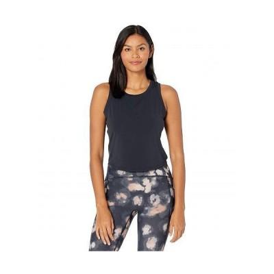 Manduka マンドゥカ レディース 女性用 ファッション アクティブシャツ Pro Tech Fitted Tank Top - Black