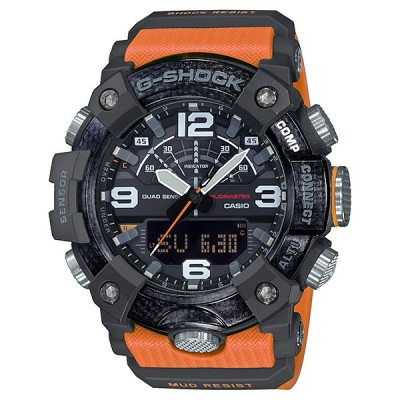 CASIO(カシオ) G-SHOCK GG-B100-1A9JF MASTER OF G - LAND MUDMASTER 時計 メンズ 男性用 腕時計