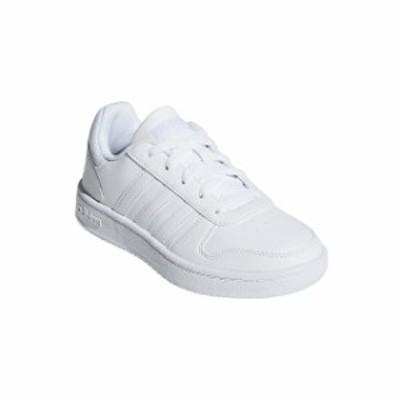 アディダス ADIHOOPS2.0K (F35891) レディース スニーカー : ホワイト adidas