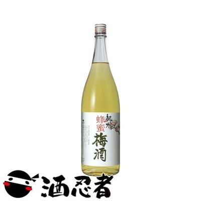 中野BC 蜂蜜梅酒 12度 1800ml