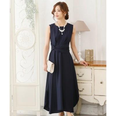 ドレス スピンドルマキシ丈 ロングスカート/結婚式ワンピース お呼ばれ・二次会・セレモニー大きいサイズ対応フォーマルパーティードレス