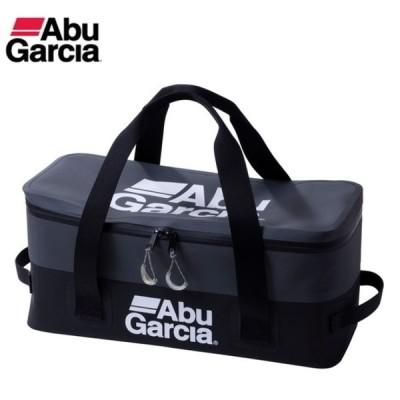アブ ガルシア 防水3Wayツールバッグ チャコール×ブラック (お取り寄せ) (セール対象商品)