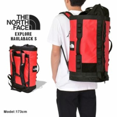 ノースフェイス リュック THE NORTH FACE バックパック TNF EXPLORE HAULABACK S BACKPACK USモデル