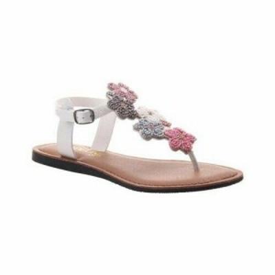 Madeline  ファッション サンダル Madeline Womens  Lust Thong Sandal